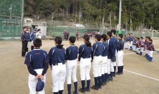 春野町野球教室