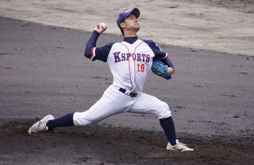 先発チームの大黒柱伊藤投手