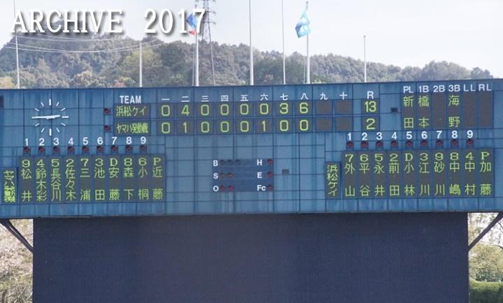 第88回都市対抗野球大会東海地区一次静岡県予選 決勝