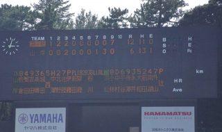 平成30年JABA東海クラブ選手権大会静岡県予選決勝